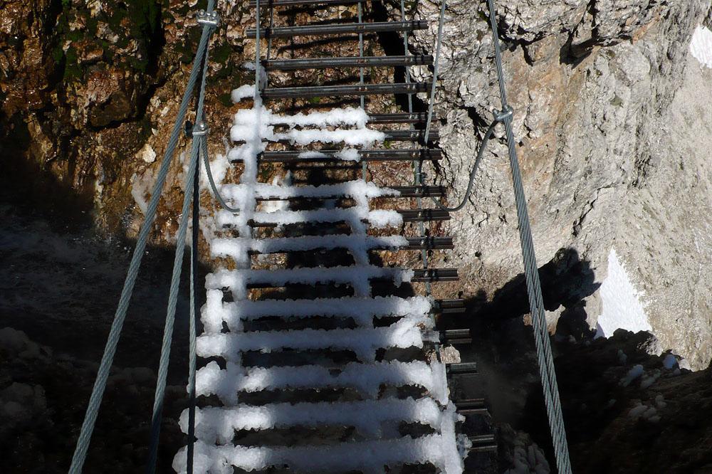 Klettersteig Piz Boe : Web piz boe